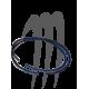 KIT Rings, Yamaha, 701cc /1100cc, Standard 81mm (plunger origin /wsm /sbt) cote standard