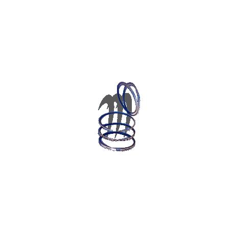 KIT rings, Yamaha  FX-160,VX-1100,  Standard 75.90mm (plunger origin /wsm /sbt) cote standard