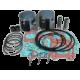 WSM-USA. Kit Pistons Platinum Sea-Doo 800 (Cote +0.50mm)
