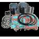 WSM-USA. Kit Pistons Platinum Sea-Doo 800 RFI (Cote +1mm)