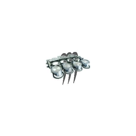 Kit pistons premium Kawasaki STX-15F (Cote +0.50mm)