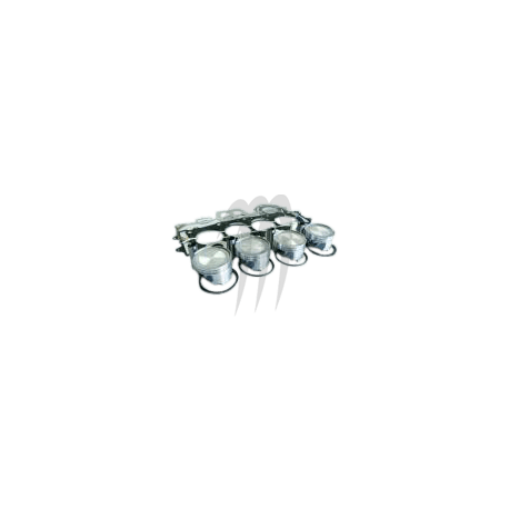 SBT-USA. Kit Pistons Premium Kawasaki 1498cc STX-15F (Cote +0.50mm)