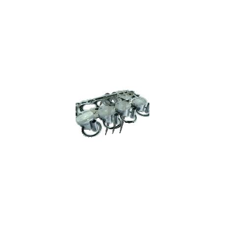 SBT-USA. Kit Pistons Premium Kawasaki 1199cc STX-12F (Cote +0.50mm)