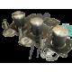 Kit pistons premium Kawasaki STX/ STS / ZXI (Cote + 1mm)