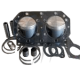 Kit pistons premium Kawasaki SS /SX /SSXI 1992 1993 axe 20mm (Cote +1mm)