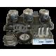 Kit pistons platinum Yamaha GP-R 1200 / XL / XR (Standard 79.90mm)