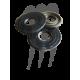 GASKET - TEC. Spy Kit Complete Crankshaft, Yamaha 1300R