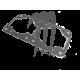 Joint d'embase renforcé (+0.060 mm) Kawasaki 750 STS/ STX/ ZXI Gasket Technology