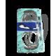 Engine gasket kit, 760cc, 64X