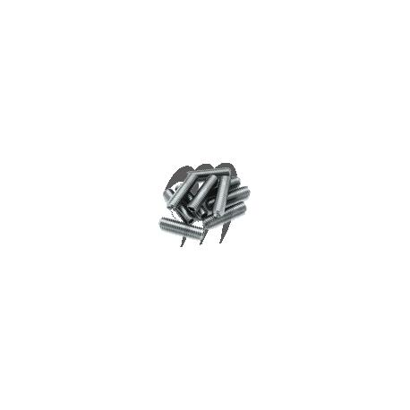 PACK OF STEEL SCREW 8x30