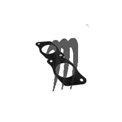 Joint Reed Gasket Plate Dual Intake Manifold