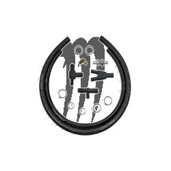 RIVA. Kit tuyau pour Intercooler Origine Engine Cooling FX-SHO/ FZS/ FZR
