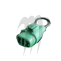 Temp bypass connector