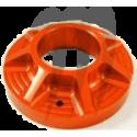 Sortie echappement Kawasaki 800-SXR (orange) Blowsion