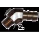 Raccord laiton 45° durite 1/8*3/8