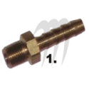 Brass Fitting Hose Barbed