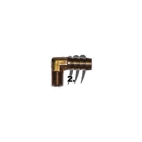 Brass Fittings , 90°