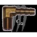 Brass Fitting , 90°