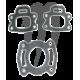Kit joint échappement Seadoo GTS/ GTX/ SP/ SPI/ XP/ SPX/ Explorer 580cc