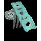Kit joint d'échappement Yamaha GP1200 /Exciter SE /XL1200 /LS2000 /SUV /Exciter 270 /LX2000 /XLT1200 /AR210 /LS210 /LX210