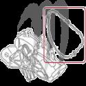 Joint de carter d'allumage Yamaha WaveRunner GP800R/ XL800/ XLT800