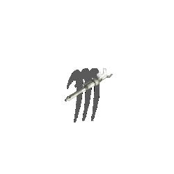 Cosse femelle d'origine BRP, terminal-male