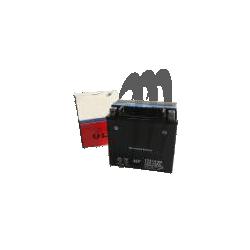 BS. Batterie sans entretien 12V étanche 14Ah Kawasaki Freestyle / Freeride X2-800 (avec acide)