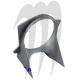 Pump Shoe Aluminium,  Super-Jet & Blaster 1( 155mm Racing )