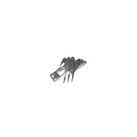 INTAKE GRATE , KAWASAKI ,750 ZXI / 900 ZXI / 1100 ZXI