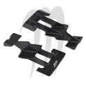 Intake grate, 2 BAR,  YAMAHA , GP800-R / GP1200-R / GP1300-R