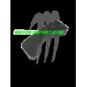 Pole Shock Pads , 750SX / 750SXI / 800SX-R, black