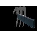 Side Wedges 60cm ( Kit 2 wedges )