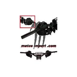 RIVA RACING. Kit Guidon Racing (noir ) se monte avec le système de Faisceau Origine, RXP-X 260