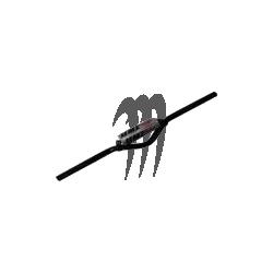 Guidon Jet à bras Freestyle/ Freeride (Noir 0°)