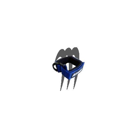 Bracelet pour coupe circuit (bleu)