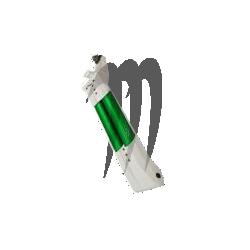 Handlepole Racing RRP   , 800-SXR ( blanc - vert-kawa USA )
