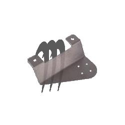 R&D. Support de Pompe de Cale SX-R 800