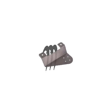 Bracket water pump, SX-R 800