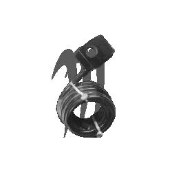Interrupteur etanche pour pompe de cale universel (à fixer sur le guidon)