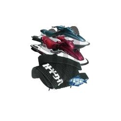 HYDRO-TURF. Kit Tapis Prédécoupé BRP GTX800cc (96-97)/ GTX-ltd 951cc (98-02)/ GTX-Di (00-03)