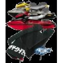 Mat Kit Precut, BRP,  XP-Di 951cc  / XP-ltd 951cc  , cut diamond (black)