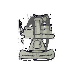 HYDRO-TURF . TAPIS, SEA-DOO JET BOAT, noir, CHALLENGER (96-99) / SPEEDSTER (97) ( sur commande )