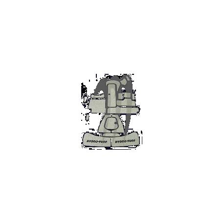 Mat, SEA-DOO JET BOAT, black, CHALLENGER (96-99) / SPEEDSTER (97) ( on order )
