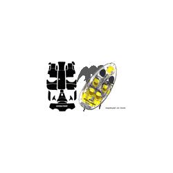 HYDRO-TURF. TAPIS, JET BOAT Speedster (98-99)