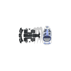 HYDRO-TURF. TAPIS, JET BOAT CHALLENGER 2000 (00-04) / CHALENGER X (02), ( sur commande )