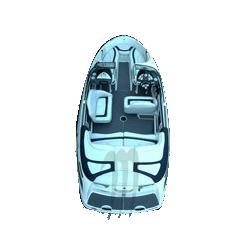 HYDRO-TURF. TAPIS, JET BOAT Utopia 205 (02-03)