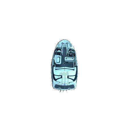 HYDRO TURF. MAT, JET BOAT Utopia 205  (02-03)