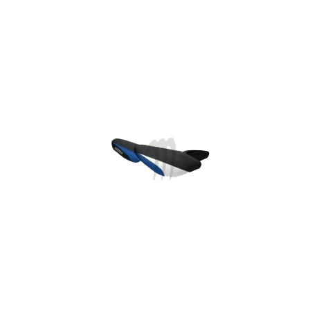seat cover, KAWASAKI,  ULTRA-250X / ULTRA-260X , black / blue / white