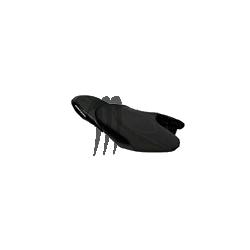 RIVA. Housse de selle Racing FX-140/ FX-160 noir / noir
