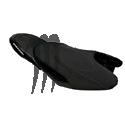 Seat cover Racing, YAMAHA, FX-140 / FX-160 black / black